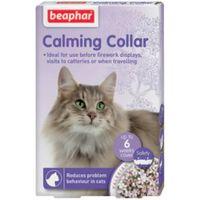 Beaphar Calming Collar Comportamiento Para Gatos | 14 Gr | Miscota