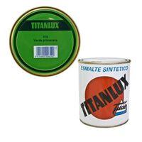 Esmalte Sint Br Verde Primaver - TITANLUX - 516 - 750 ML