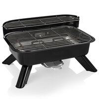 Princess Barbacoa grill híbrida negro 2000 W
