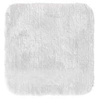 RIDDER Alfombra de baño Chic blanco 55x50 cm