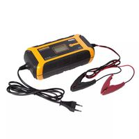 Perel Cargador inteligente para baterías de plomo 12 V CC 8 A
