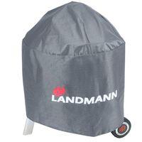 Landmann Funda para barbacoa Premium redonda 70x90 cm 15704