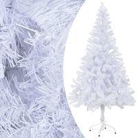 vidaXL Árbol de Navidad artificial con soporte 120 cm 230 ramas