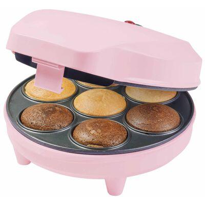 Bestron Máquina de cupcakes ACC217P 700 W rosa