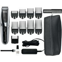 Wahl Recortador de barba de 15 piezas Vacuum Trimmer 6W