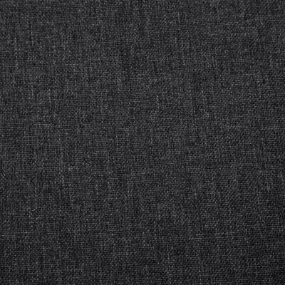 vidaXL Sillón de tela gris