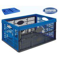 Caja Multiuso Plegable 32 L - TONTARELLI - 8031015C/799 - 47,5X35X23