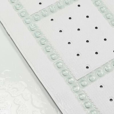 Sealskin Alfombrilla antideslizante Unilux blanco 55x55 cm