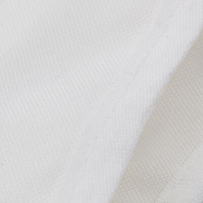 vidaXL Toldo Bimini de 4 arcos blanco 243x180x137 cm