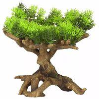 Aqua d'ella Planta artificial 11 tamaño M 22x19x23,5 cm 234/432150