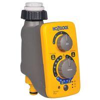 Hazelock Temporizador de riego con controlador de sensor Plus