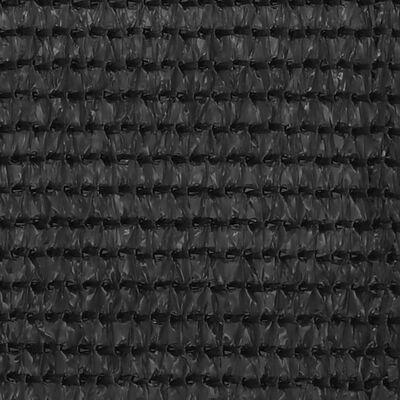 vidaXL Alfombra de tienda de campaña gris antracita 250x450 cm