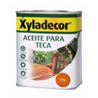 Aceite para Teca Incoloro - XYLADECOR - 5089083 - 5 L
