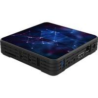 Caja de Smart TV Android 9.0 de 4GB DDR3 + 32GB eMMC