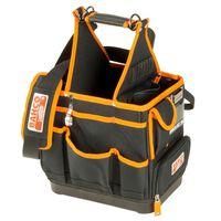 BAHCO Bolsa para herramientas de electricista 29x19x42 cm 4750FB3-12