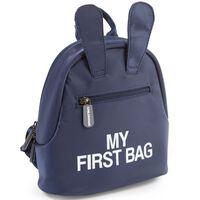 CHILDHOME Mochila infantil My First Bag azul marino