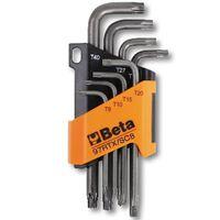 Beta tools set llaves torx de acero 8 unidades 97RTX/SC8 000970263