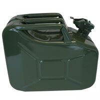 ProPlus Bidón 10L Metal Verde