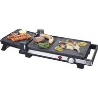 Plancha Grill Duo Extensible 2200 W - JATA - Gr269