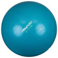 Avento Pelota de fitness/gimnasio 75 cm diámetro azul