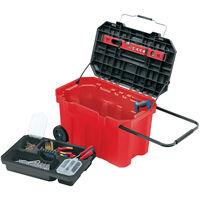 Draper Tools Caja de herramientas profesional móvil 74x45x49 cm
