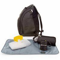 Safety 1st Bolsa para pañales con cambiador negra 1645057000