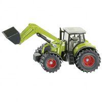 Siku Tractor Claas Axion 850 con cargador frontal 1:50