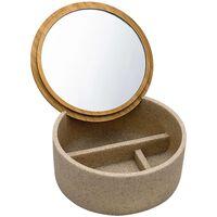 RIDDER Caja para maquillaje Superior beige
