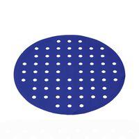 RIDDER Alfombrilla para ducha antideslizante Action azul neón