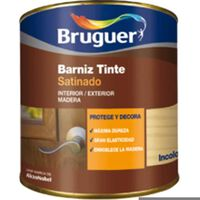 Barniz Tinte Sat Roble - BRUGUER - 5160554 - 250 ML