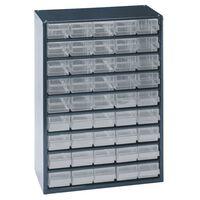 Organizador de herramientas Raaco 945-00 137454 con 45 cajones