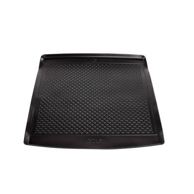 vidaXL Alfombrilla para maletero de goma VW Golf VI VII Variant