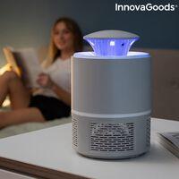 Lámpara Antimosquitos Por Succión Kl-twist Innovagoods