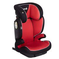 Safety 1st Silla de coche para niños Road Fix Isofix 2+3 negro y rojo