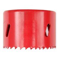 YATO Juego de sierras corona de perforación bimetálicas 60 mm
