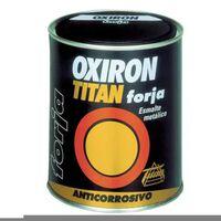 Esmalte Antioxido Liso Plata - OXIRON - 4520 - 750 ML