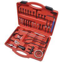 Set herramientas para cambiar correa de distribución Citroen&Peugeot