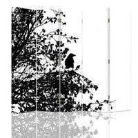 Biombo Forest Silhouette - Separador de Ambientes
