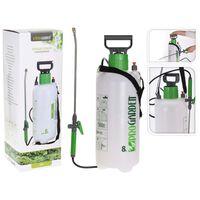 ProGarden Pulverizador a presión verde 8 L