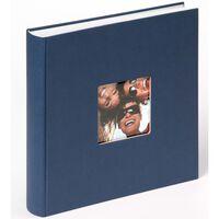 Walther Design Álbum de fotos Fun azul 100 páginas 30x30 cm
