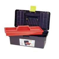 Caja Herramientas Plastico 30 445x235x230 Mm - Tayg - 130007