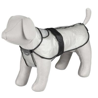 TRIXIE Impermeable para perros Tarbes PVC transparente S 38 cm