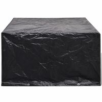 vidaXL Funda de muebles de jardín 8 ojales 172x113x73  cm