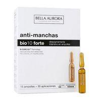 BELLA AURORA BIO10 FORTE ANTI-MANCHAS TRATAMIENTO 15 AMPOLLAS
