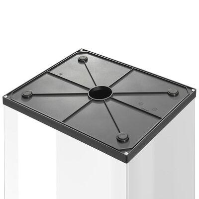 Hailo Cubo de basura Big-Box Swing tamaño L 35 L blanco 0840-131