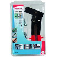 Fischer Kit de fijación montaje cavidad Set HM acero