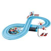 Carrera FIRST Set de pista eléctrica y coches Nintendo Mario Kart 1:50