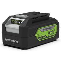Greenworks Batería 24 V 4 Ah