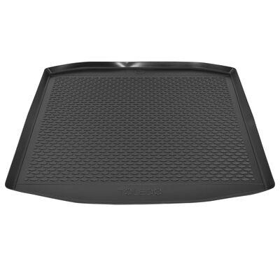 vidaXL Alfombrilla para maletero de Seat Toledo (2012-) goma