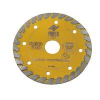 Disco Diamante Turbo Pro - PROFER TOP - PT1012 - 115X7 MM